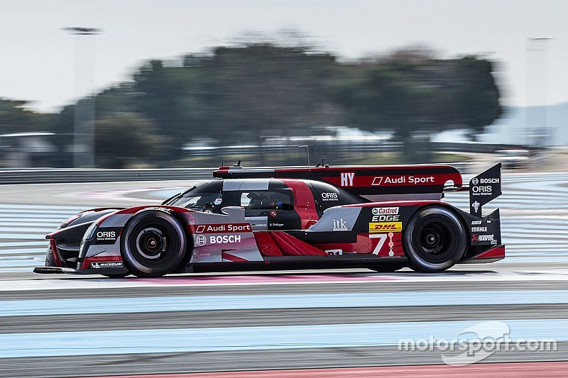 "Audi keeps LMP1 development ""strictly separate"" from Porsche"