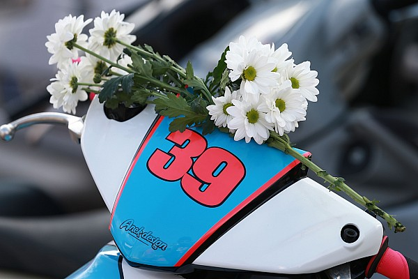 Megemlékezhetünk Luis Salomról, az egy éve elhunyt motorosról