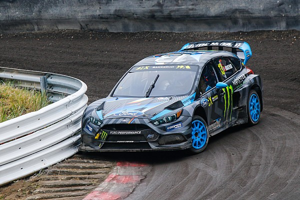 World Rallycross Argentina WRX: Bakkerud takes lights-to-flag win in season finale