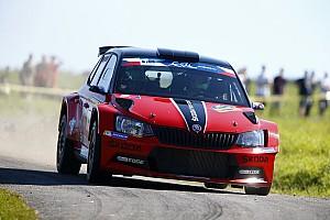 ERC Race report Czech ERC: Kopecky wins home rally, Kajetanowicz nears title