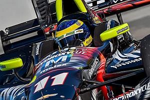 IndyCar Reporte de prácticas Bourdais lidera la primera práctica en Toronto