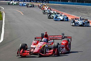 IndyCar Analysis Can Ganassi turn the IndyCar tide for Honda in 2017?