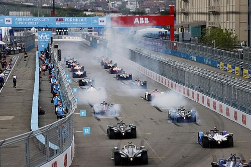 Why consistency can't be relied upon for Formula E title success