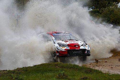 Sardunya Rallisi: Ogier kazandı, Toyota duble yaptı!