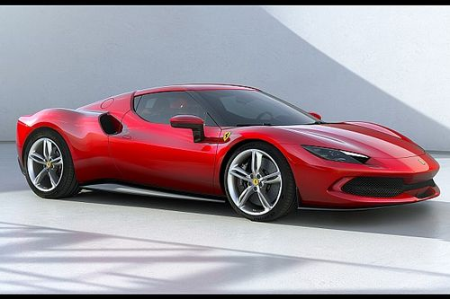 Ferrari 296 GTB, la prima V6 è una super ibrida plug-in da 830 CV