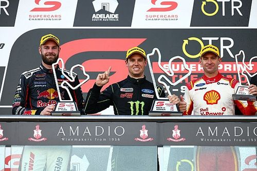 The Bend Supercars: Waters holds off van Gisbergen in finale