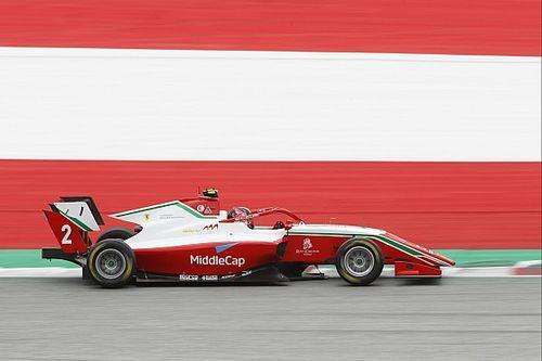 Le point sur les jeunes pilotes Ferrari en juin