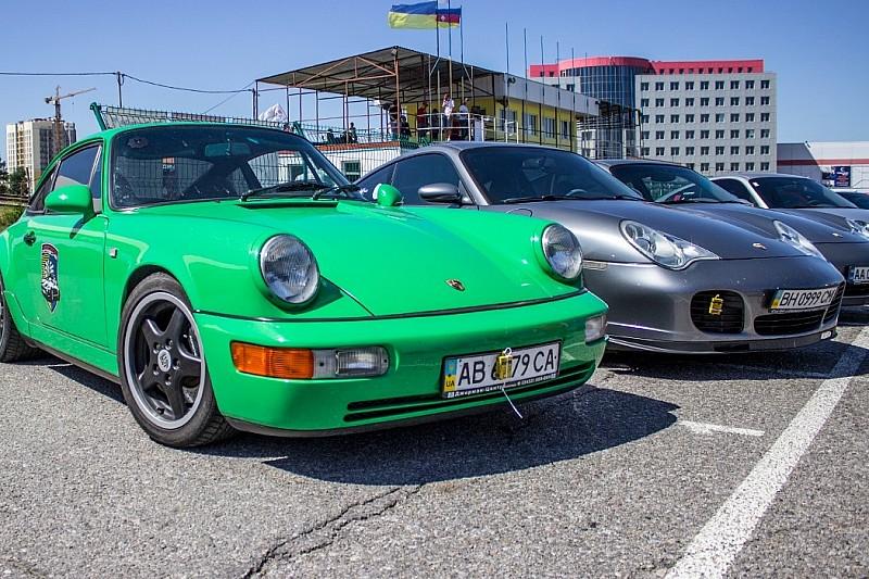 Галерея: за лаштунками Need for Porsche