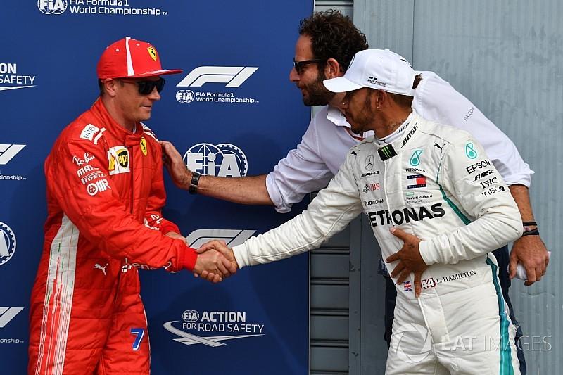 Hamilton: Ferrari'yi geçebilmek için bir şansım varsa, bunu kullanacağım!