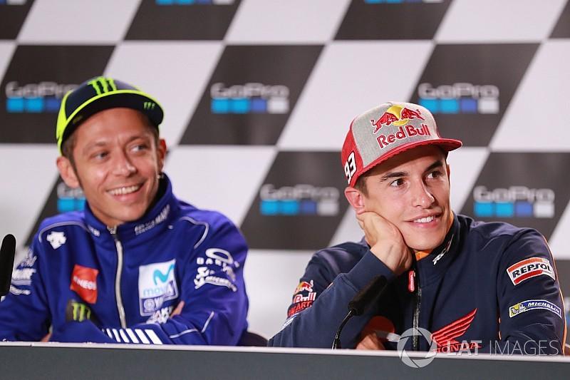 """Marquez wil strijdbijl begraven: """"Vrede met Rossi"""""""