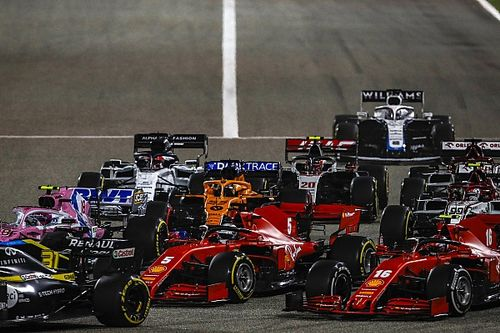 Ferrari duo cleared the air after Vettel's radio rant