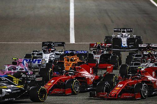 Así queda el mundial de F1 tras el susto de Bahrein: McLaren, 3º