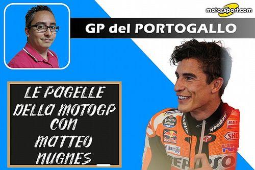 Pagelle MotoGP: Marquez, un ritorno da 8,5
