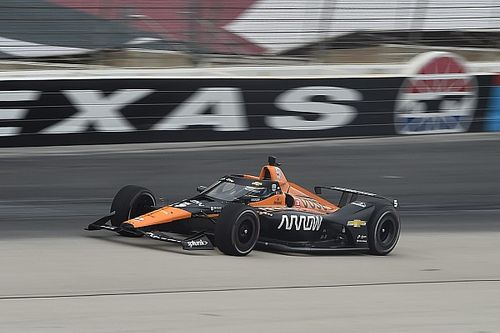 O'Ward topt IndyCar-testdag Texas, VeeKay in top-tien