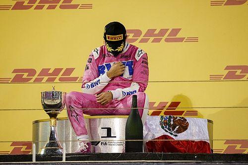 Sergio Perez Mulai Kerja untuk Red Bull