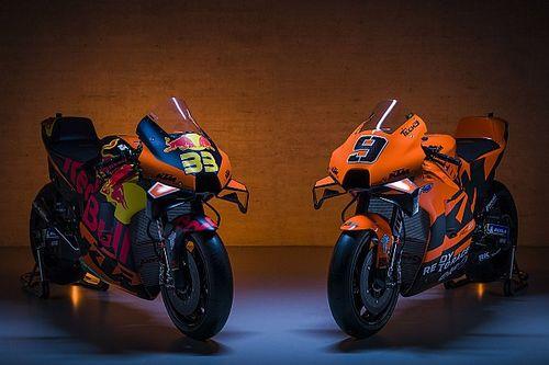"""KTM, ecco le RC16 2021: arancio """"factory"""" per le Tech 3"""
