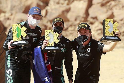 Raih Kemenangan, Rosberg Puji Kinerja Kristoffersson-Taylor