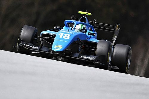 Alpine F1 junior Collet fastest overall in Austria F3 pre-season test