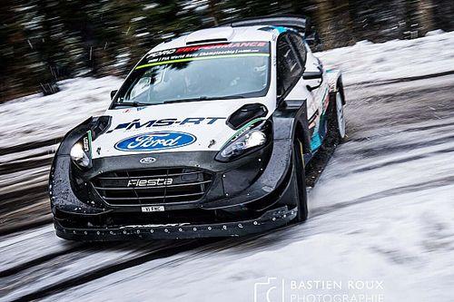 WRC, M-Sport: ecco la nuova aerodinamica nei test per Monte-Carlo