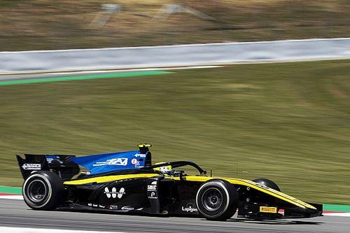 F2, Barcellona: Ghiotto conquista la pole allo scadere con un giro da urlo!