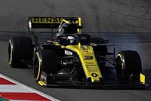 Ricciardo ne sait pas si Renault a
