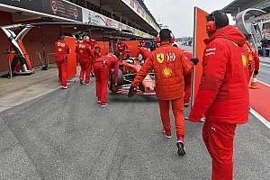 Ferrari организует работу гонщиков на тестах по примеру Mercedes и Renault