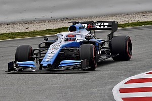 Williams no entra en pánico, pero prepara cambios