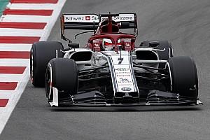 Barcelona testi 3. gün: Sabah bölümünde Raikkonen ve Alfa Romeo lider!