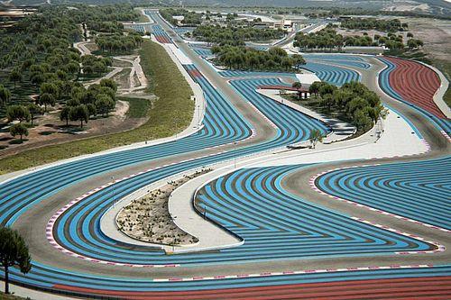 Silverstone'u yenileyen şirket, Paul Ricard'ın da asfaltını yeniledi
