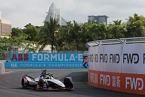 Sanya E-Prix: Rowland, Vergne'in 0.1 saniye önünde pole pozisyonunu aldı!