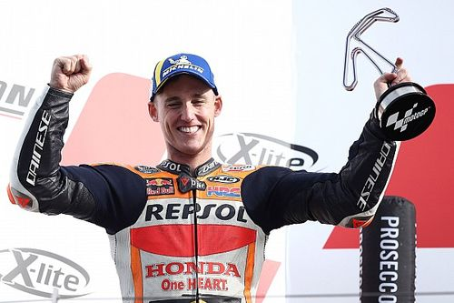 """Espargaro: Maiden Honda MotoGP podium """"pain relief"""""""