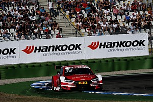 Audi: Rast's winning streak a