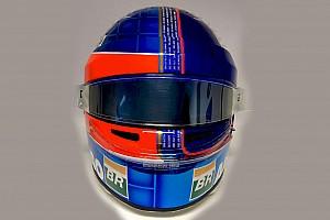 Alonso usa capacete especial em despedida da F1 em Abu Dhabi