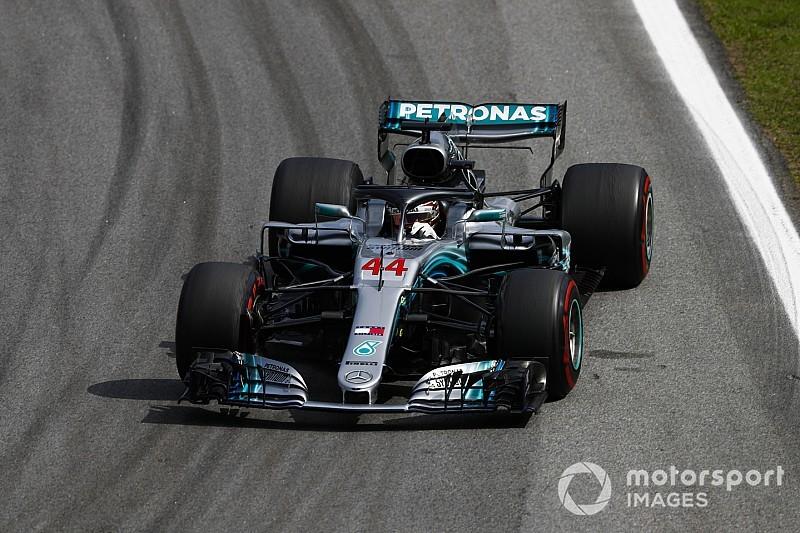 Mercedes: Motor de Hamilton esteve na iminência de quebrar