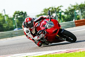 Ducati rider Valia breaks Buddh Circuit lap record with Panigale V4 S