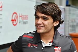 Grosjean valora la ayuda que dará Fittipaldi en el simulador de Haas