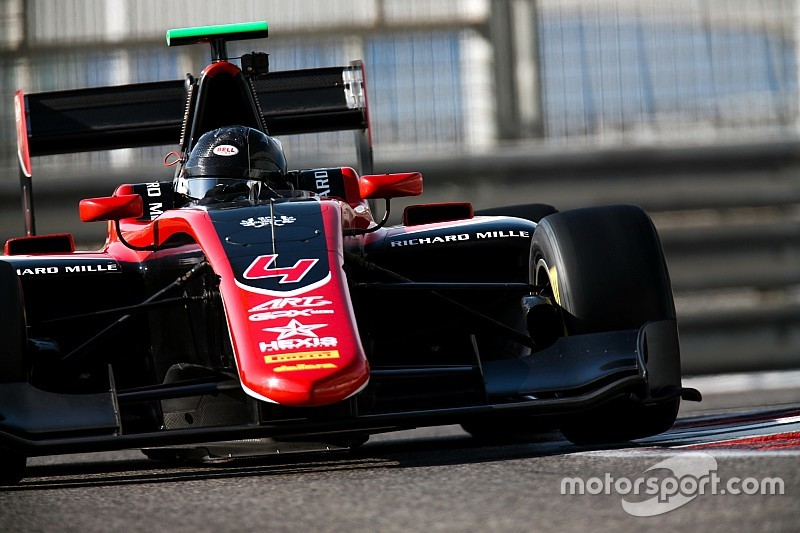 David Beckmann correrà nel 2019 in FIA F3 con il team ART Grand Prix