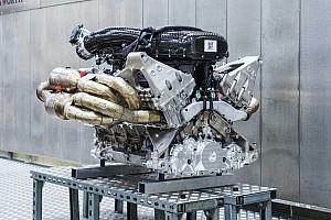 Aston Martin Valkyrie reveals its V12 Cosworth engine