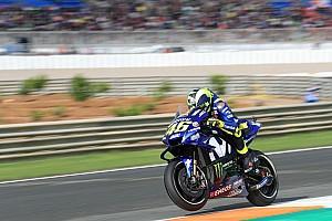 """16º, Rossi se diz """"desconfortável"""" com moto em Valência"""