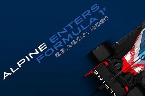 F1: addio Renault. Dal 2021 il team si chiamerà Alpine!