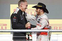 F1: Hamilton espera que ex-chefe na McLaren o tenha perdoado por ida à Mercedes em 2013