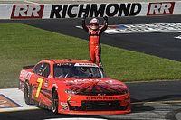 Allgaier rządzi w Richmond
