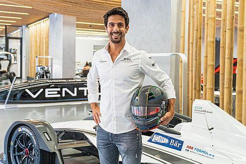 Resmi: Lucas di Grassi Gabung Venturi Arungi Formula E 2022