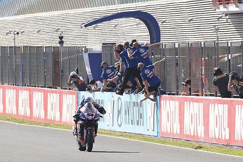 Jerez WSBK: Razgatlioglu holds off Redding to win, Rea fifth