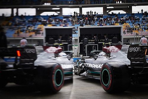¡Bottas monta su tercer motor en 4 carreras y penaliza en Austin!