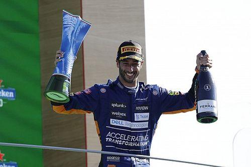 A Netflix tette tökéletessé Ricciardo monzai győzelmét
