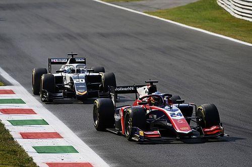 """Viscaal over podium in Monza: """"Was alweer een tijdje geleden"""""""