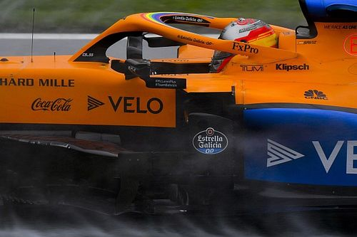 El jefe de McLaren, impresionado con el sábado de Sainz