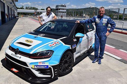 TCR Italy: Romagnoli e Proteam insieme con la Volkswagen DSG