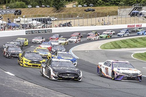 NASCAR releases remainder of 2020 schedules, including playoffs